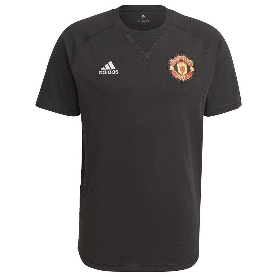 Manchester United Travel Jersey Black