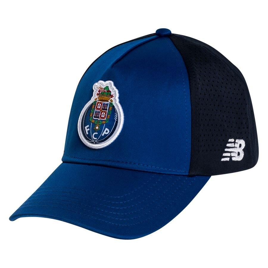 Porto Elite Keps - Blå/Svart