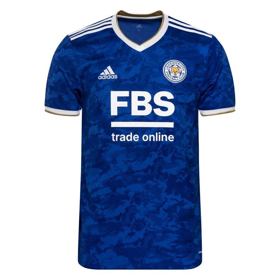 Leicester City Hjemmebanetrøje 2021/22