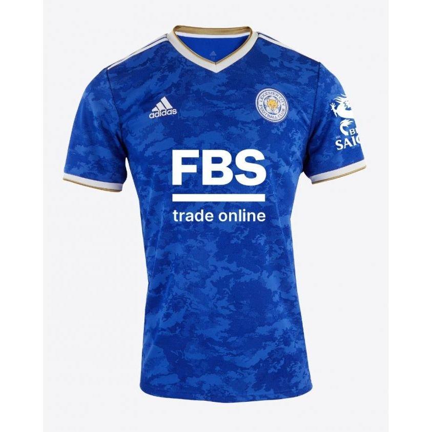 Leicester City Hjemmebanetrøje 2021/22 Børn