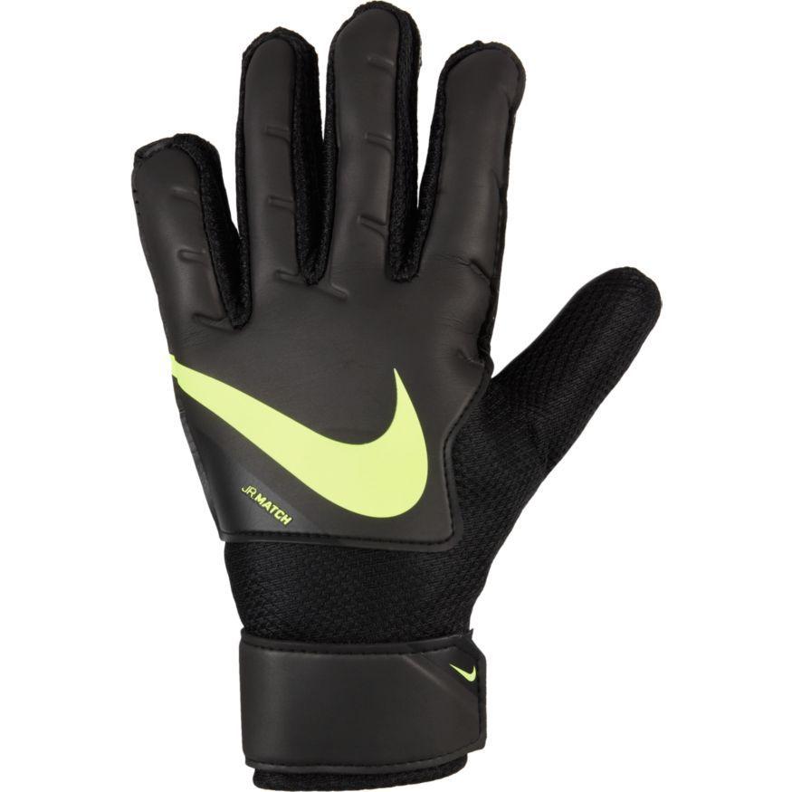 Nike Keepershandschoenen Match - Zwart/Neon Kinderen