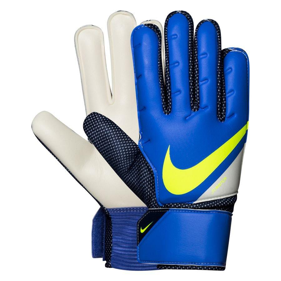 Nike Keepershandschoenen Match - Blauw/Neon Kinderen