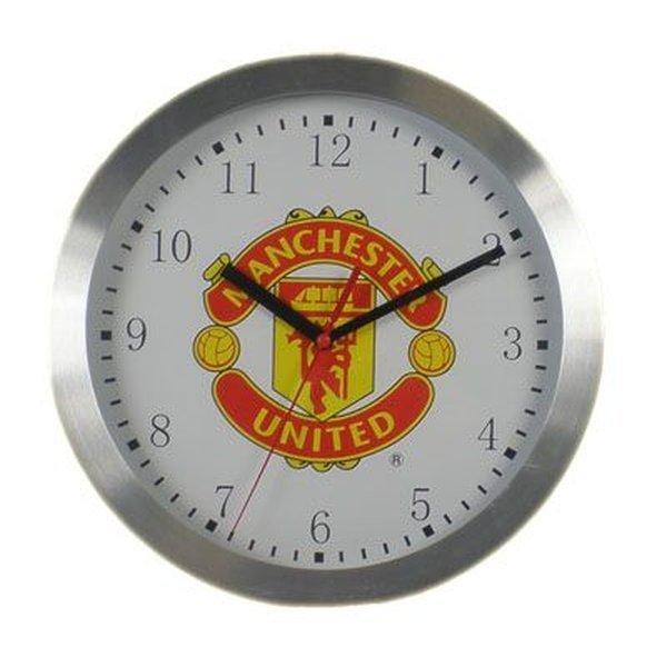 Manchester United Wall Clock Large Www Unisportstore Com