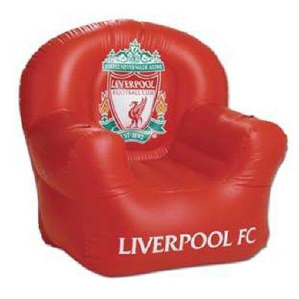 Liverpool Oppblåsbar Stol