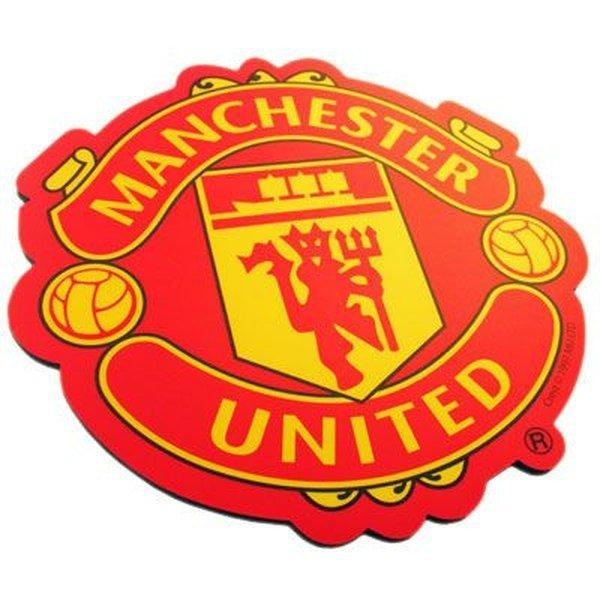 Manchester United Musemåtte Logo
