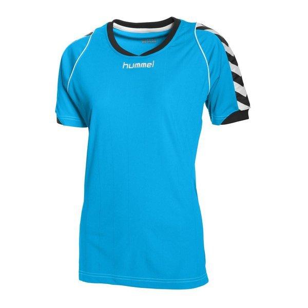 Hummel Football Shirt Bee Authentic Light Blue Women  339d90ca5f