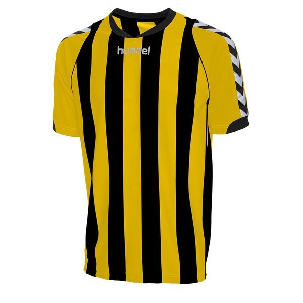 ca11df72e9 39.00 EUR. Price is incl. 19% VAT. Hummel Football Shirt Bee Authentic Striped  Yellow/Black