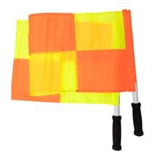 Select Linesman´s Flag - Gelb/Rot