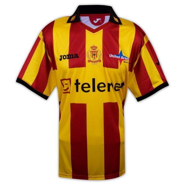 Kv Mechelen Home Shirt 11 12 Www Unisportstore Com