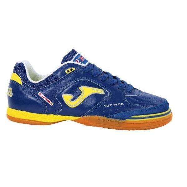 64758078e Joma Top Flex IC Blue/Yellow | www.unisportstore.com