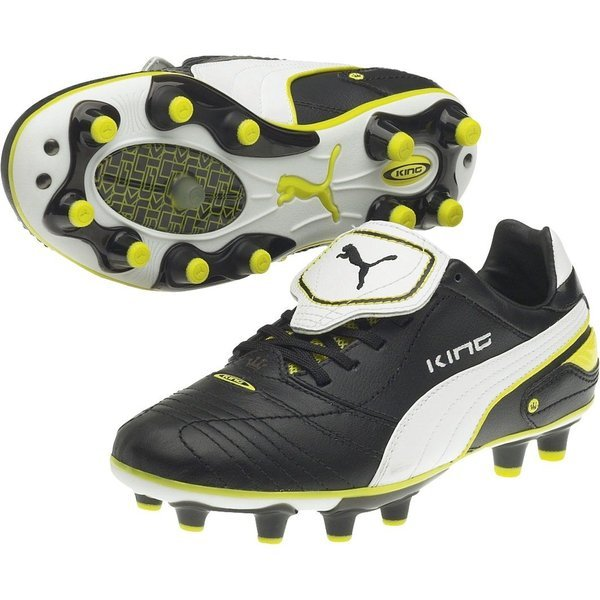 667e82e29d4 Puma King Finale FG Black Kids. Read more about the product. - football  boots image shadow