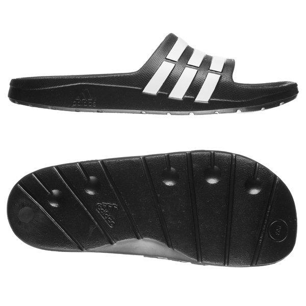 uk availability 5ec5b be5f8 adidas Suihkusandaalit Duramo - Musta Valkoinen Lapset 0