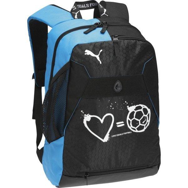 sklep internetowy szczegóły dla niesamowite ceny Puma Backpack Love = Football Black/Turquise | www ...