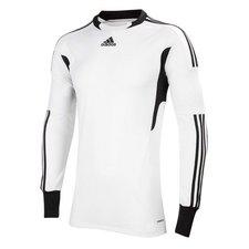 adidas målmandstrøje campeon 11  børn hvid/sort -