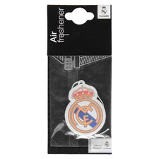 Real Madrid Luftfräschare Logo