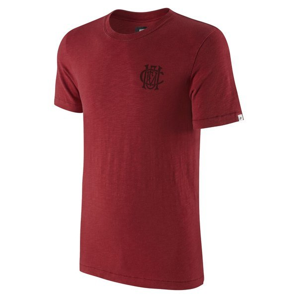Nike manchester united t shirt vintage red www for Custom t shirts manchester ct