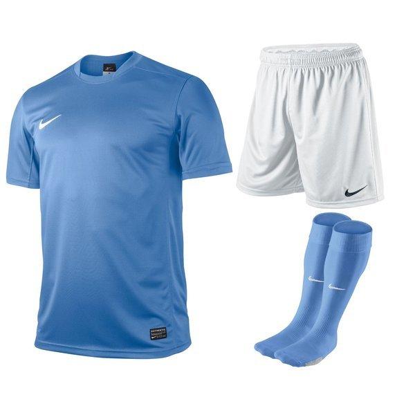 Nike Park Set Sky Blue/White Kids | www