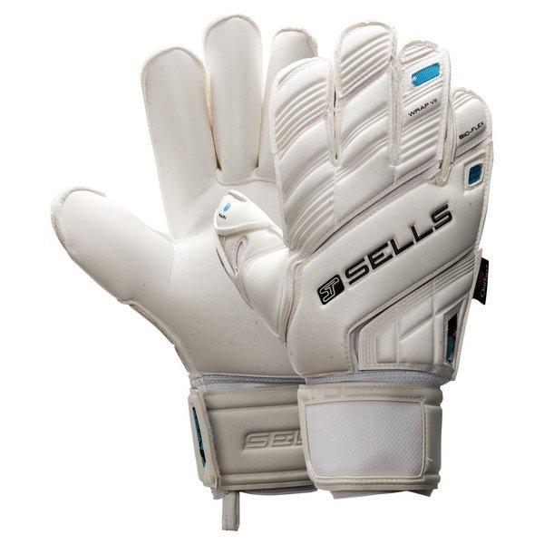 Sells Goalkeeper Gloves Wrap VII Elite Aqua  25befb3bf417