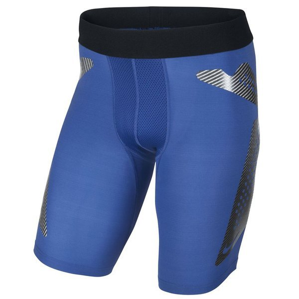 Nike Pro Combat Hyperstrong Compression Shorts Slider Blue