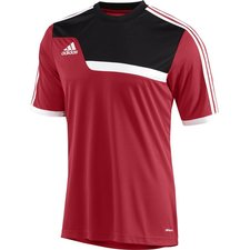 adidas trainingsshirt tiro 13 rood -
