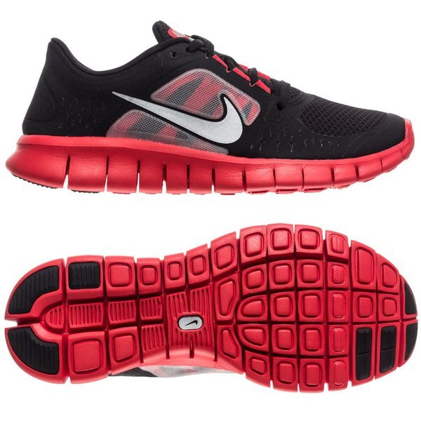 outlet store 62a36 d10cd €90. Price is incl. 19% VAT. -43%. Nike Running Shoe Free Run 3+ Black Red  Kids