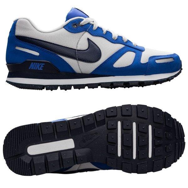 Nike Air Waffle Trainer White/Blue