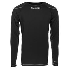 Image of   Hummel Baselayer L/Æ - Sort