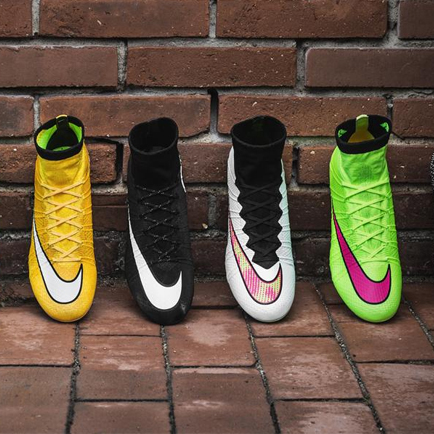 Nike Mercurial Superfly IV: Farve...