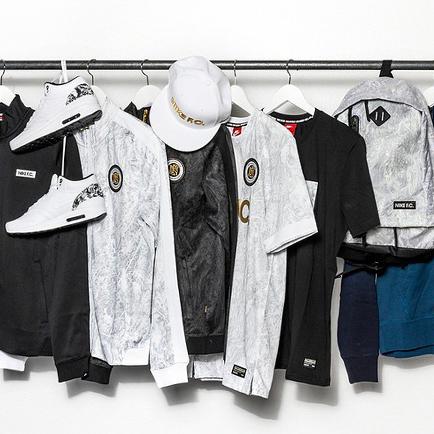 Nike FC med marmor inspireret kollektion