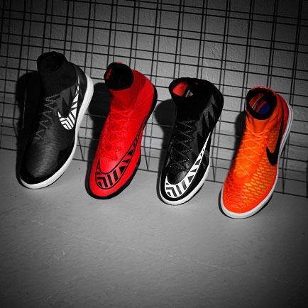 Tid til at vende tingene på hovedet: NikeFootballX