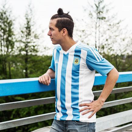 Argentina og adidas når det er absolut bedst