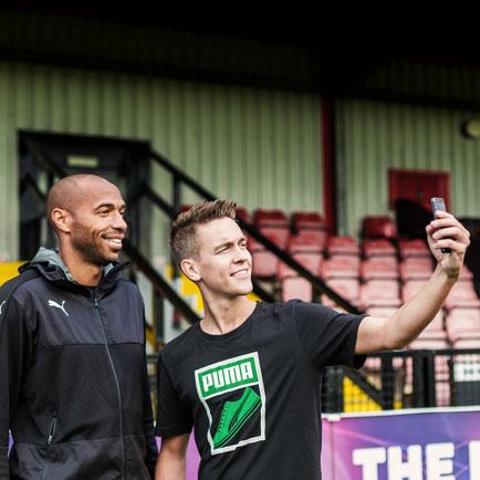 Joltter interviewt Thierry Henry und bekommt di...