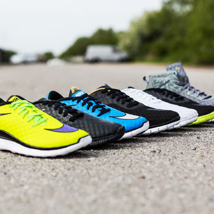 Nike Free Hypervenom: En fusioneret løbesko