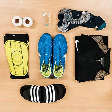 Sådan pakker du din fodboldtaske