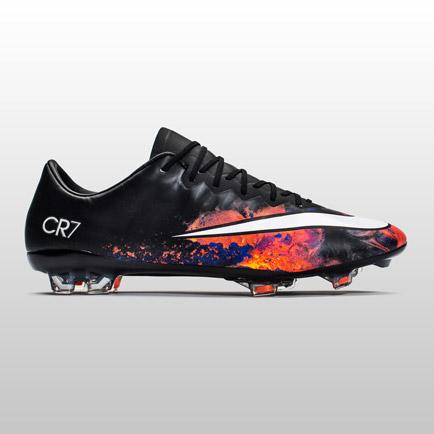 Nike ist mit der Mercurial Vapor X CR7 'Savage ...