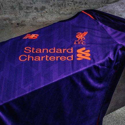 Liverpool 2018/19 Udebanetrøje