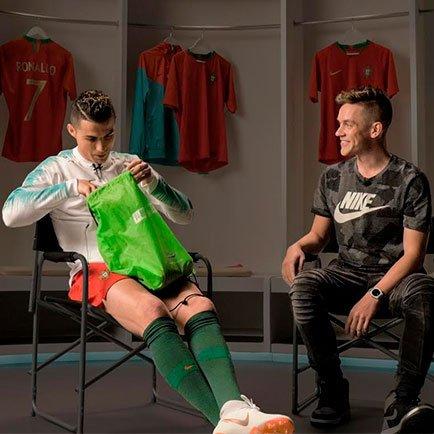 Opi lisää Ronaldosta