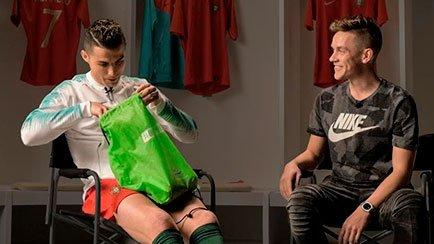 Bli bedre kjent med Ronaldo