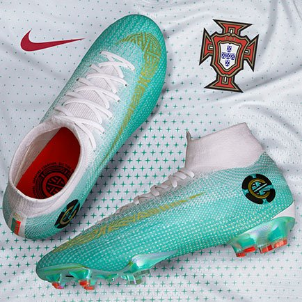 New CR7 Limited Edition boots