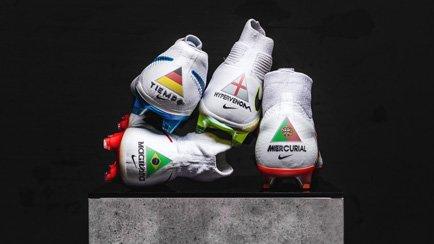 Plaats een vlag op je Nike kicksen