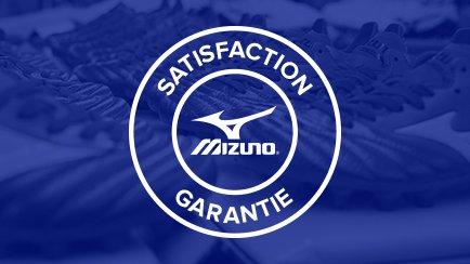 La garantie satisfaction Mizuno