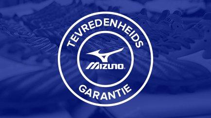 Mizuno Tevredenheidsgarantie