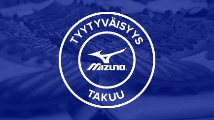 Mizuno Tyytyväisyystakuu