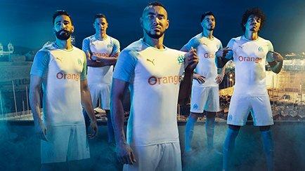 New Marseille x PUMA kits