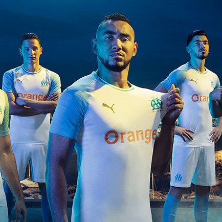 Nieuwe Marseille x PUMA tenues