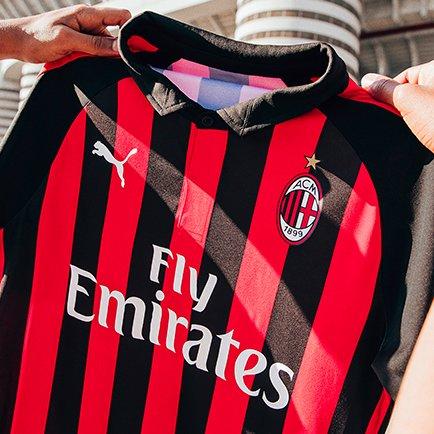 AC Milan 2018/19 kotipaita