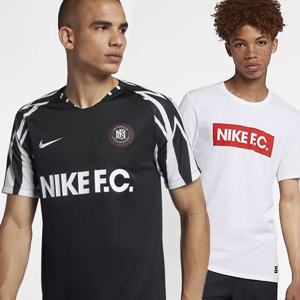 New Nike F.C. collection