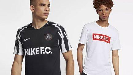 Nieuwe Nike F.C. collectie