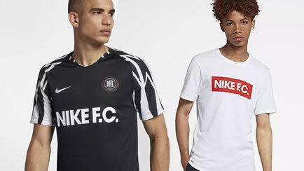 Nouvelle collection Nike F.C.