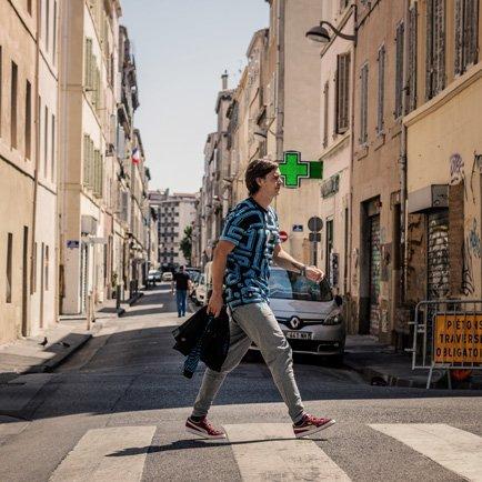 Ny träningskollektion för Marseille